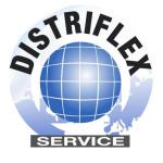 logotype Distriflex Service